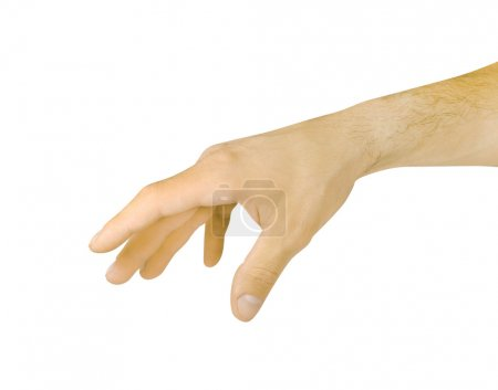 Photo for Hand gestures - Royalty Free Image