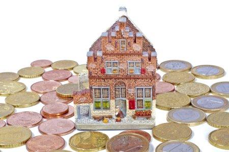 Photo pour Concept de l'immobilier - image libre de droit