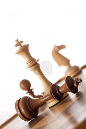 Checkmate chess game