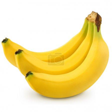 Foto de Tres plátanos - Imagen libre de derechos