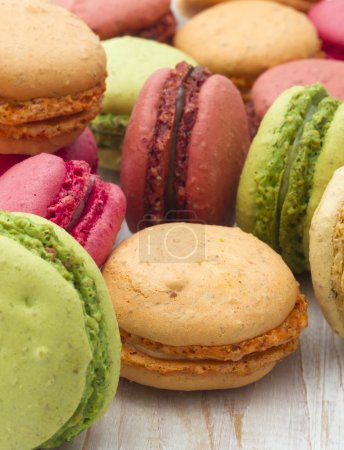 Photo for Macaroons - Royalty Free Image