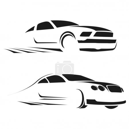 Car vector logo for your company