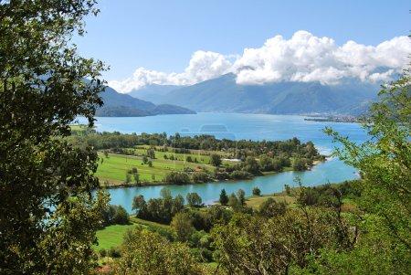Upper Lake Como