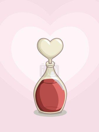 Bottle of Love Potion