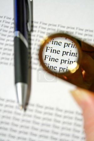 Fine Print 1