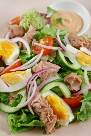 Tuna And Egg Salad 2