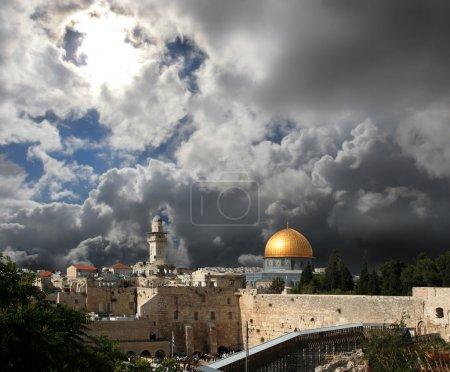 Wall of Jerusalem