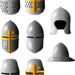 Medieval helmet...