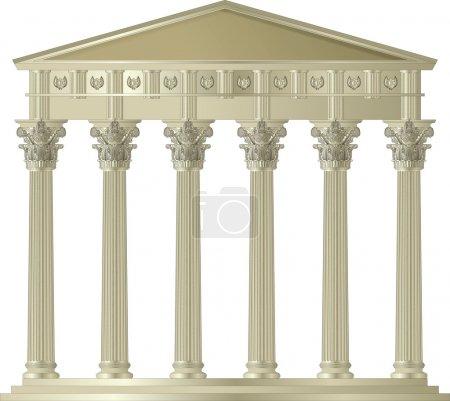 Corinthian capitol