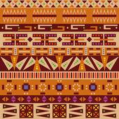 Soubor afrických vzorů