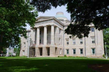 Photo pour Capitole de l'état historique à raleigh, Caroline du Nord - image libre de droit