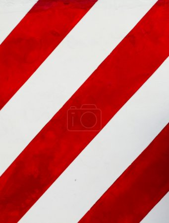 Background of Red-white wall texture