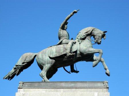 General San Martin monument