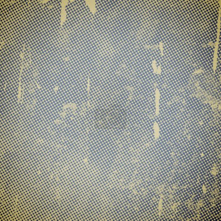 Grunge background with dots and stains