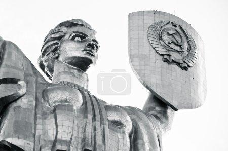 Heimatdenkmal mit vielen Details