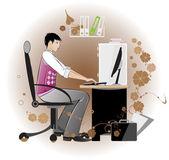 Office dreamer
