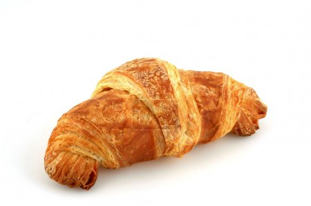 Photo for Croissant on white background - Royalty Free Image