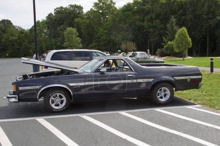 1979 Black Ford Ranchero