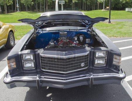 1979 Black Ford Ranchero Front