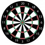 Classic Darts Board...
