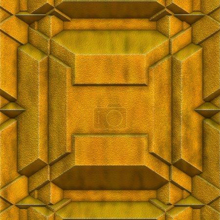 Foto de Lingotes de oro para backgroiund y textura - Imagen libre de derechos