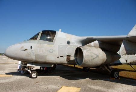 Navy jet fighter