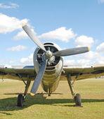 Régi vadászrepülőgép