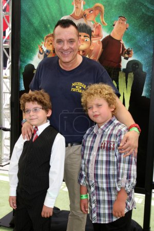 Tom Sizemore sons Jayden and