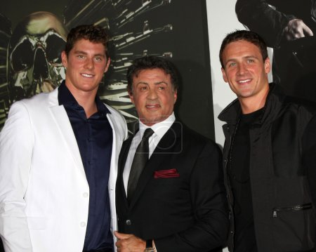 Conor Dwyer Sylvester Stallone Ryan