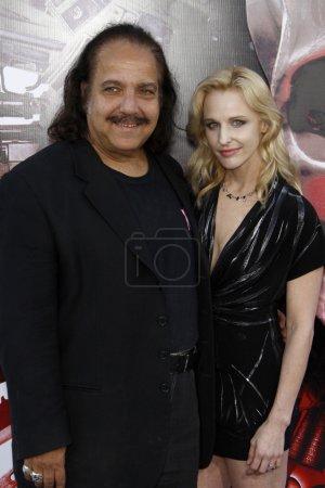 Ron Jeremy and Phoebe