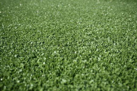 Green artifical grass