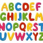 Alphabet letters...
