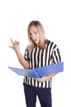 Referee shocked playbook