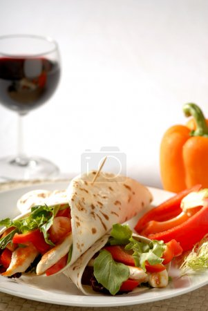 Photo for Healthy lunch - Royalty Free Image