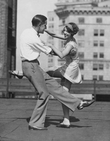 Photo pour Shall We Dance - image libre de droit