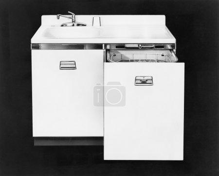 Dishwasher, circa 1950s